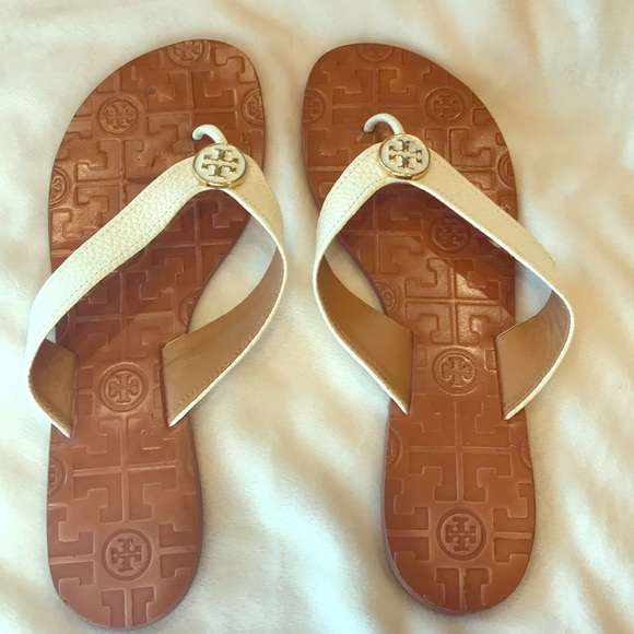 ed8112f07d80 Tory Burch Monroe thong sandals.
